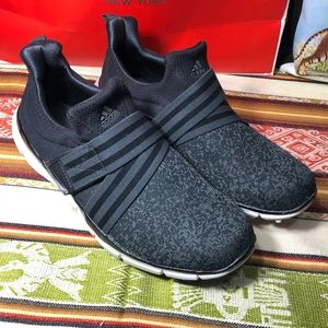 Adidas Climacool knit soft step in tennis shoes